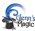 Glenns Magic Logo