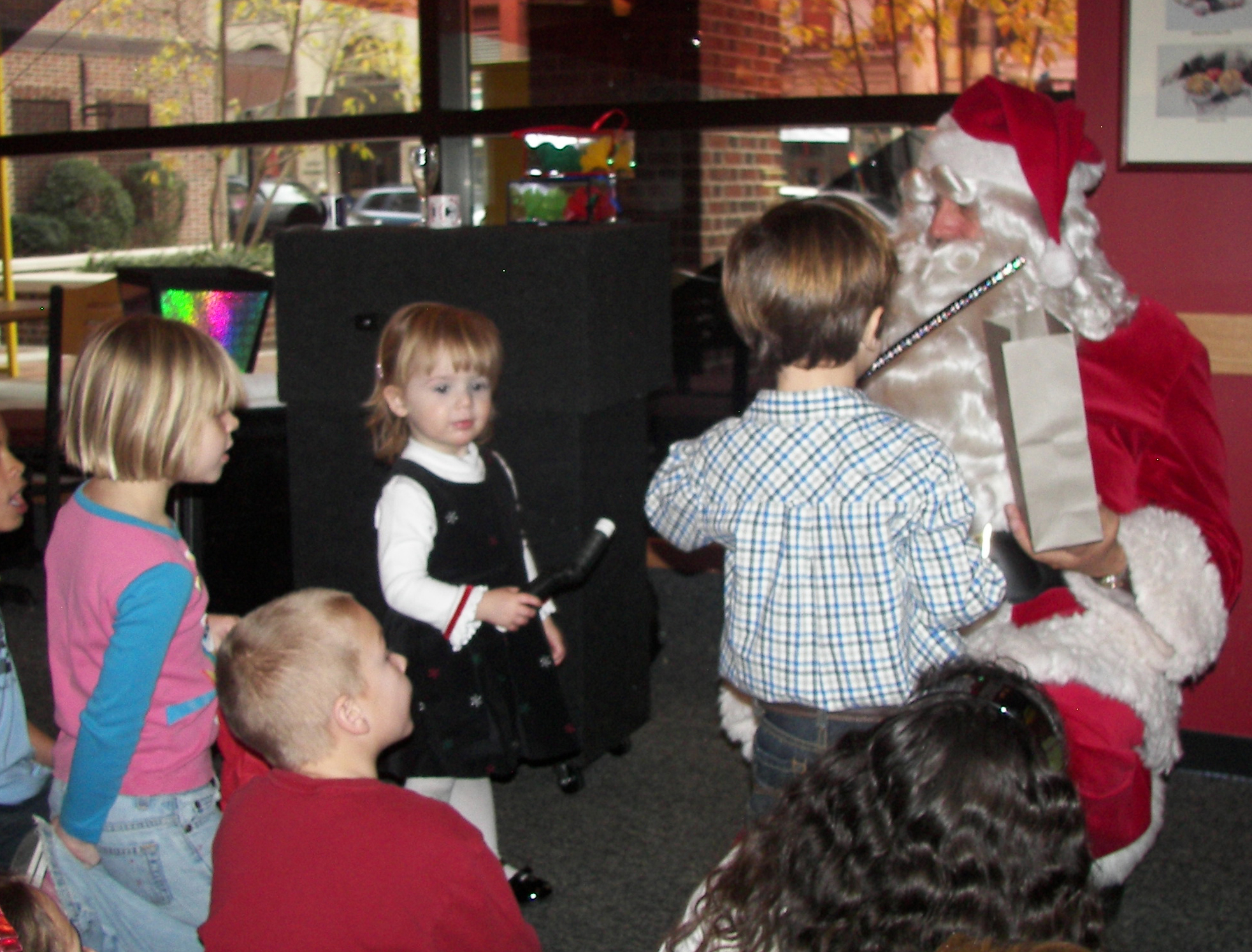 Magic Santa Shows